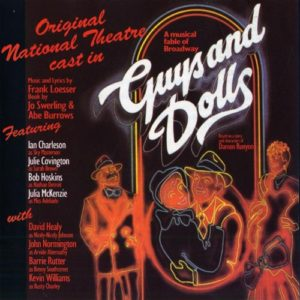Guys and Dolls Original National Theatre Cast Recording